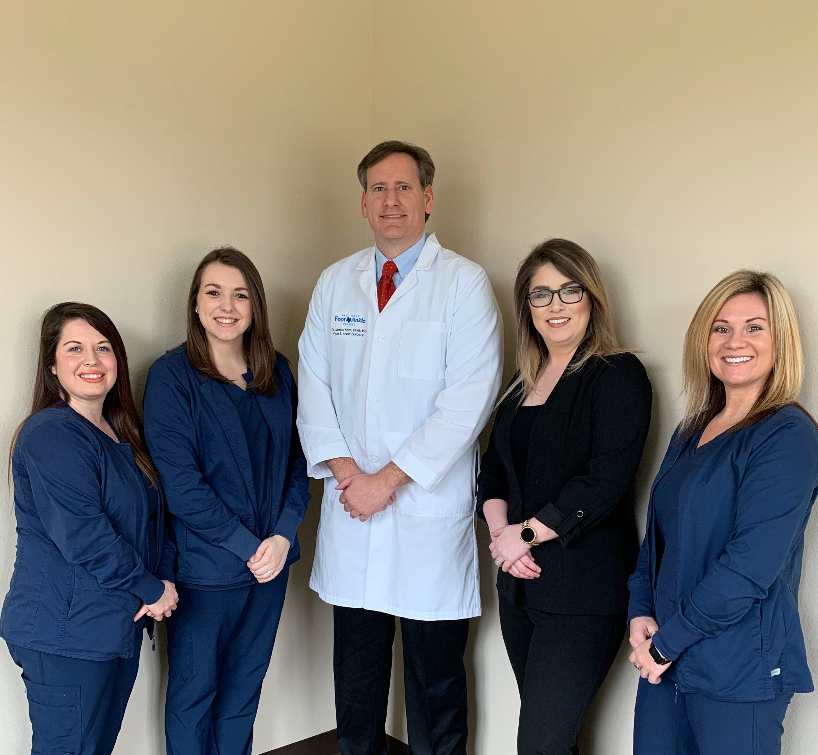 East Texas Foot and Ankle Centers Staff
